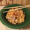 Freezer Friendly Veggie Yakisoba