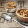 Tropical Granola with Apricots and Ginger