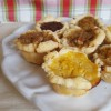 Mini Pumpkin Pies Four Ways