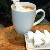 Kahlua Marshmallows and Homemade Instant Hot Chocolate