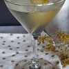 Dill Pickle Dirty Martini
